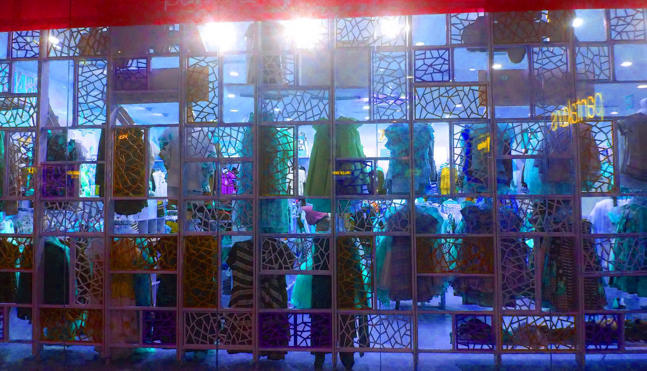 Andhra Pradesh Blue Wave Shopping Whatsapp 91 9948616165 Architecture Blue Sky Built Structure Close-up Day Illuminated Indian Shop Indoors  Model Multi Colored No People Show Case Show Room
