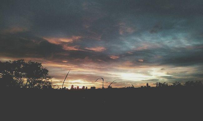 Sunset Silhouettes Sunset LoveSunset
