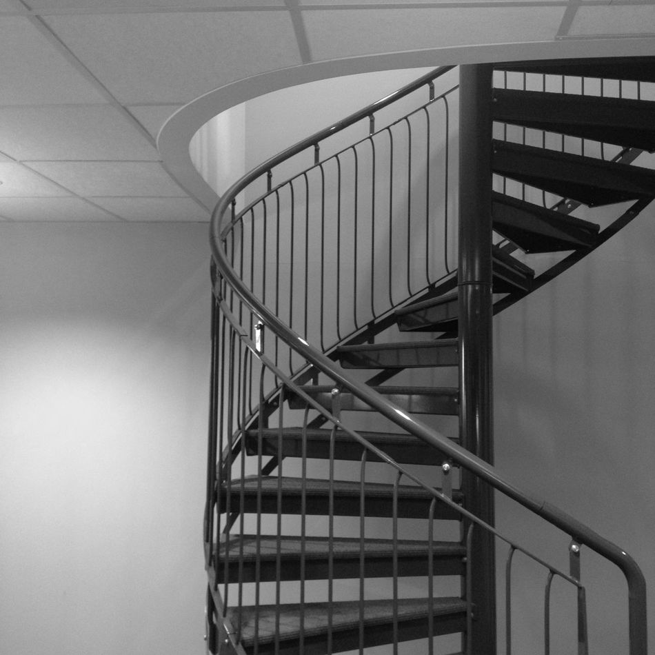 Does The World Needs More Spiral Staircases ?
