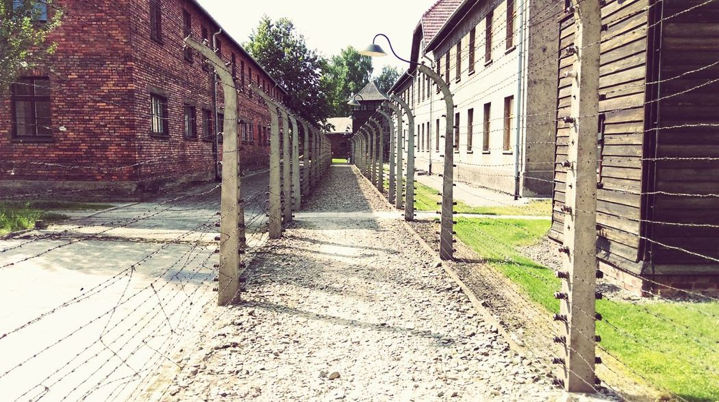 Museum Auschwitz  Ww2 Silence Is A War Crime
