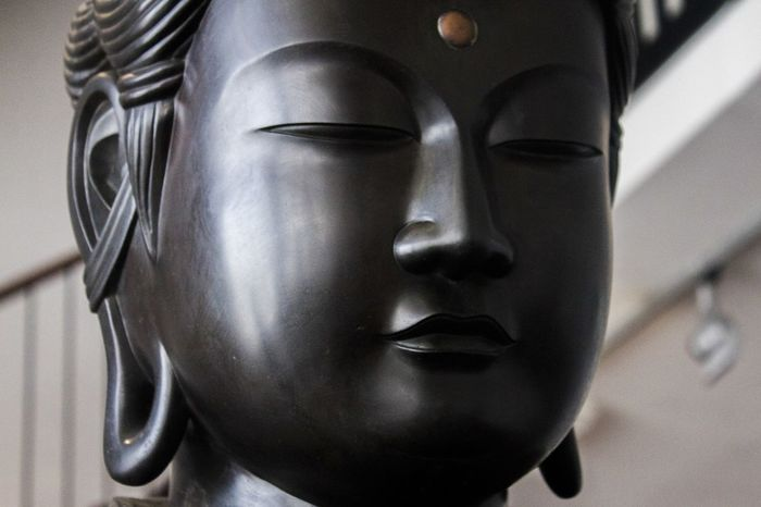 Buddha Close-up Day Human Representation Indoors  Low Angle View Muse No People Oriental Sculpture Statue Statue Zen