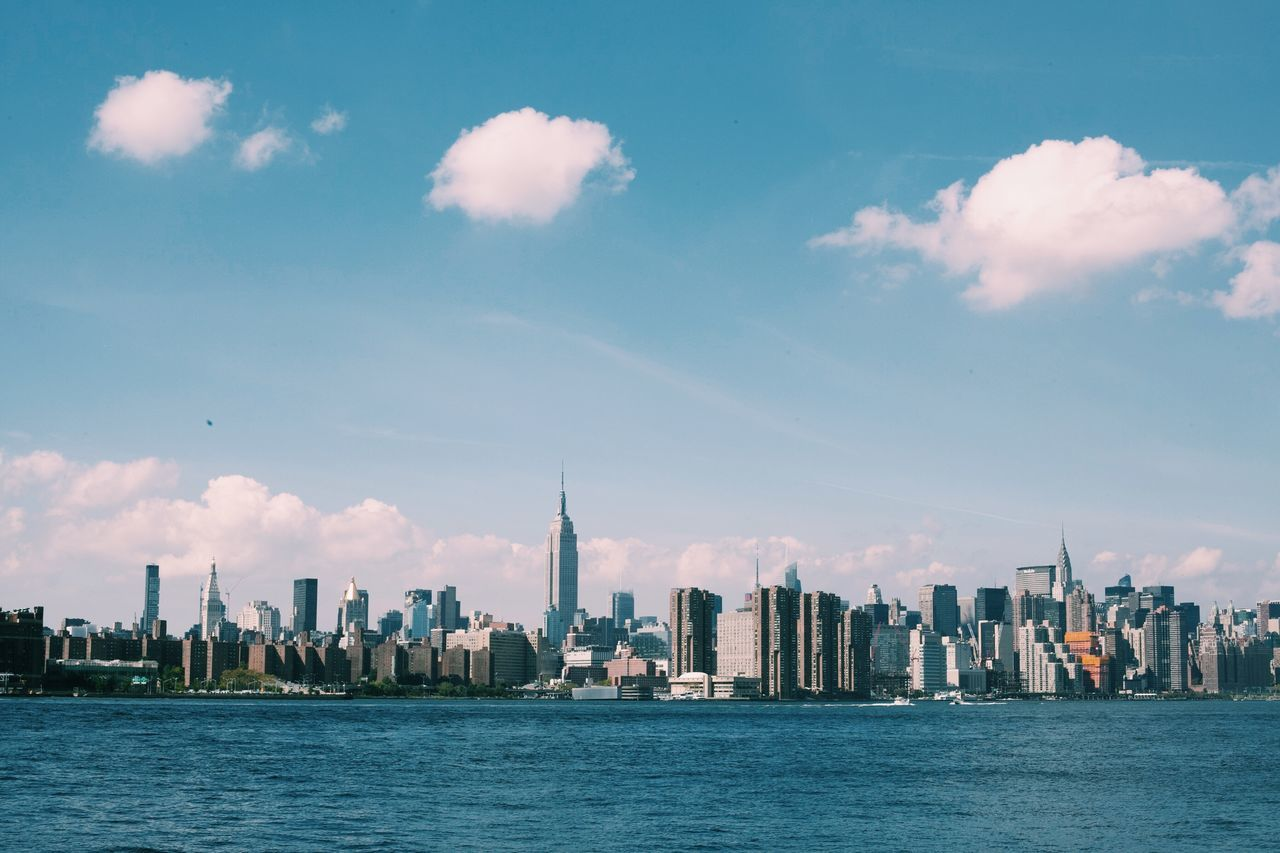 Beautiful stock photos of new york, Architecture, Bay Of Water, Building Exterior, Built Structure