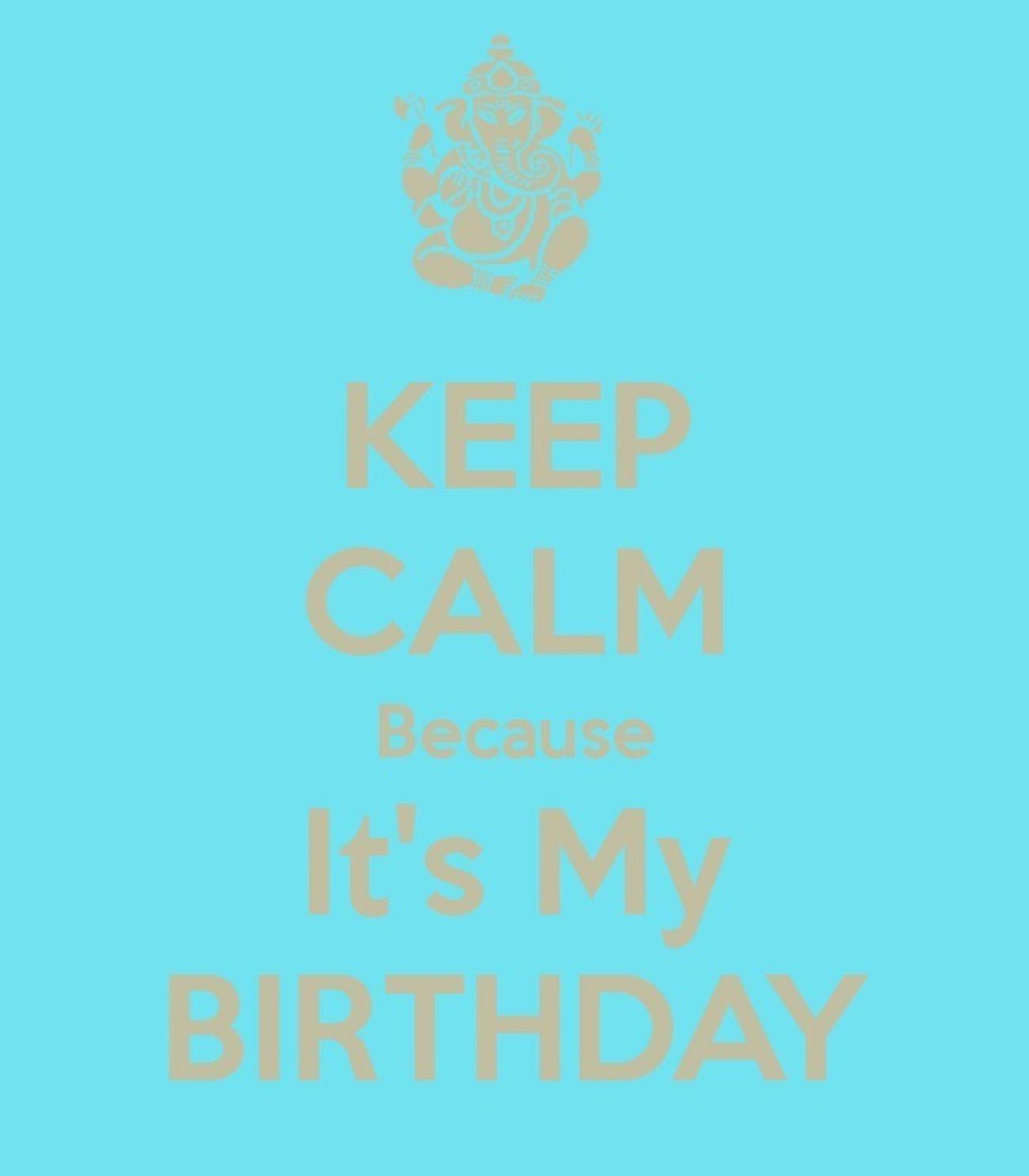 Yuuuussss Birthday Donde Estan Las Thots? Feliz Cumpleaños A Mi Fiesta Puta