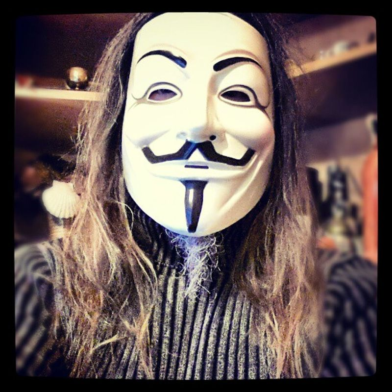 We are a legion Anonymus