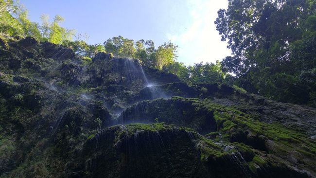 Tumalog Falls South Cebu Adventure Nature Falls Water No Filter LGphotography Travel Wanderlust