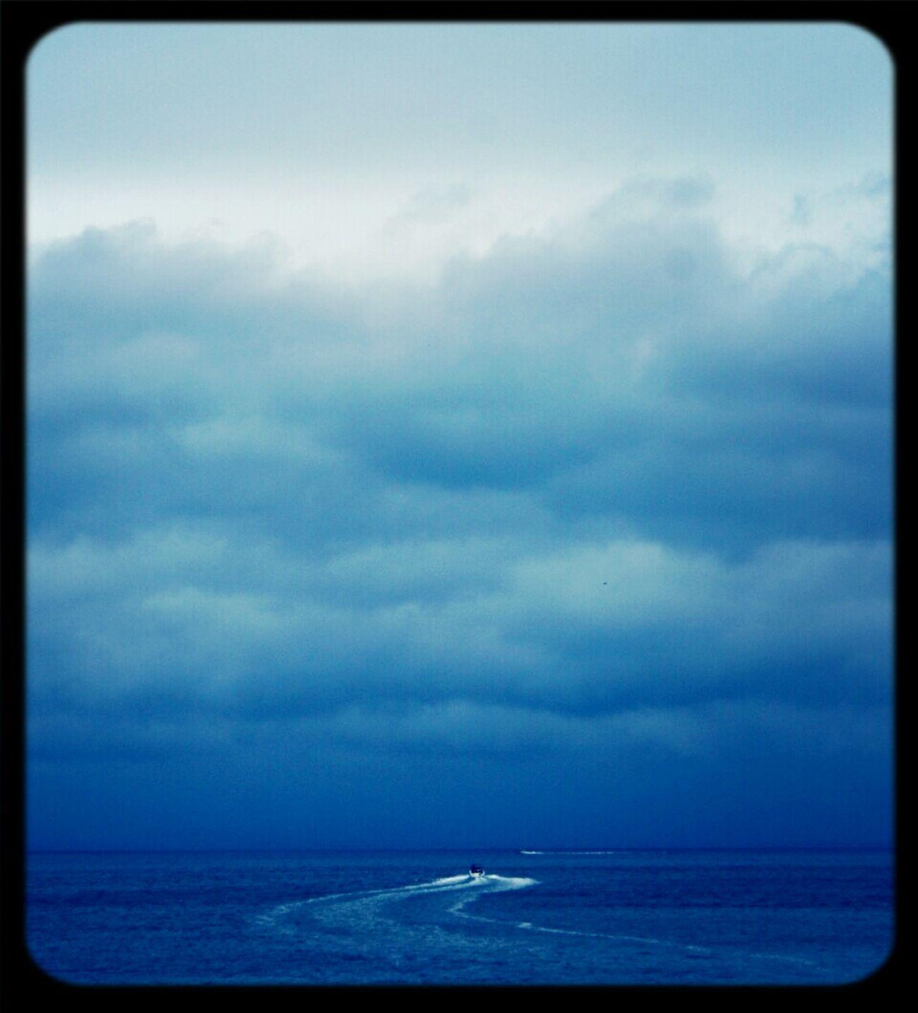Sea And Sky Sea Shtorm Boat Море шторм приморье лодка катер