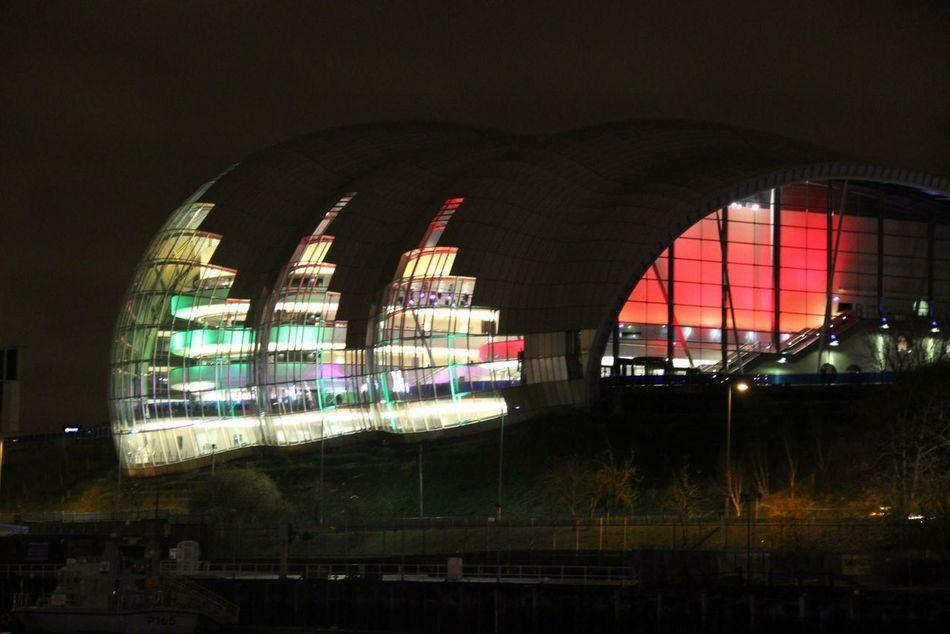 The Sage Concert Hall  Newcastle Gateshead Newcastle Upon Tyne Architecture