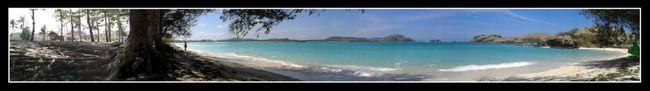 Beach Sightseeing Panorama