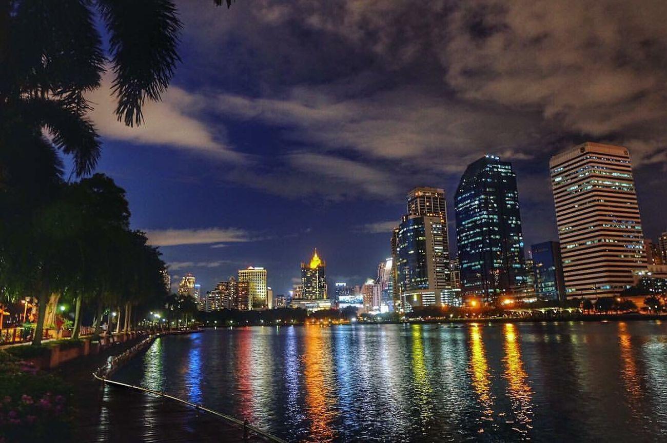 Light of City City Night Nightphotography Night Lights Light Fujifilm Bangkok Bangkok Thailand. Bangkok Night