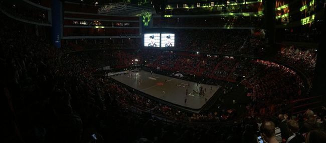 Innebandy Floorball Sm-final 2015