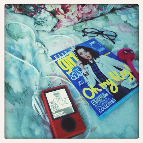 Lovely Blogger Relaxing