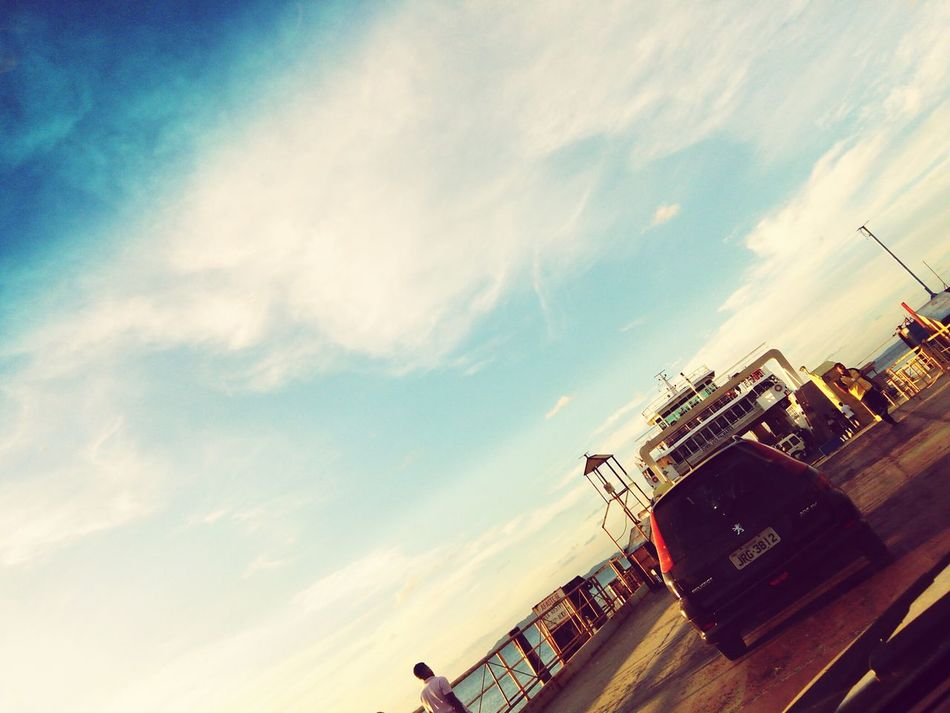 Job Ferryboat Fimdetarde Bahia Ssa First Eyeem Photo