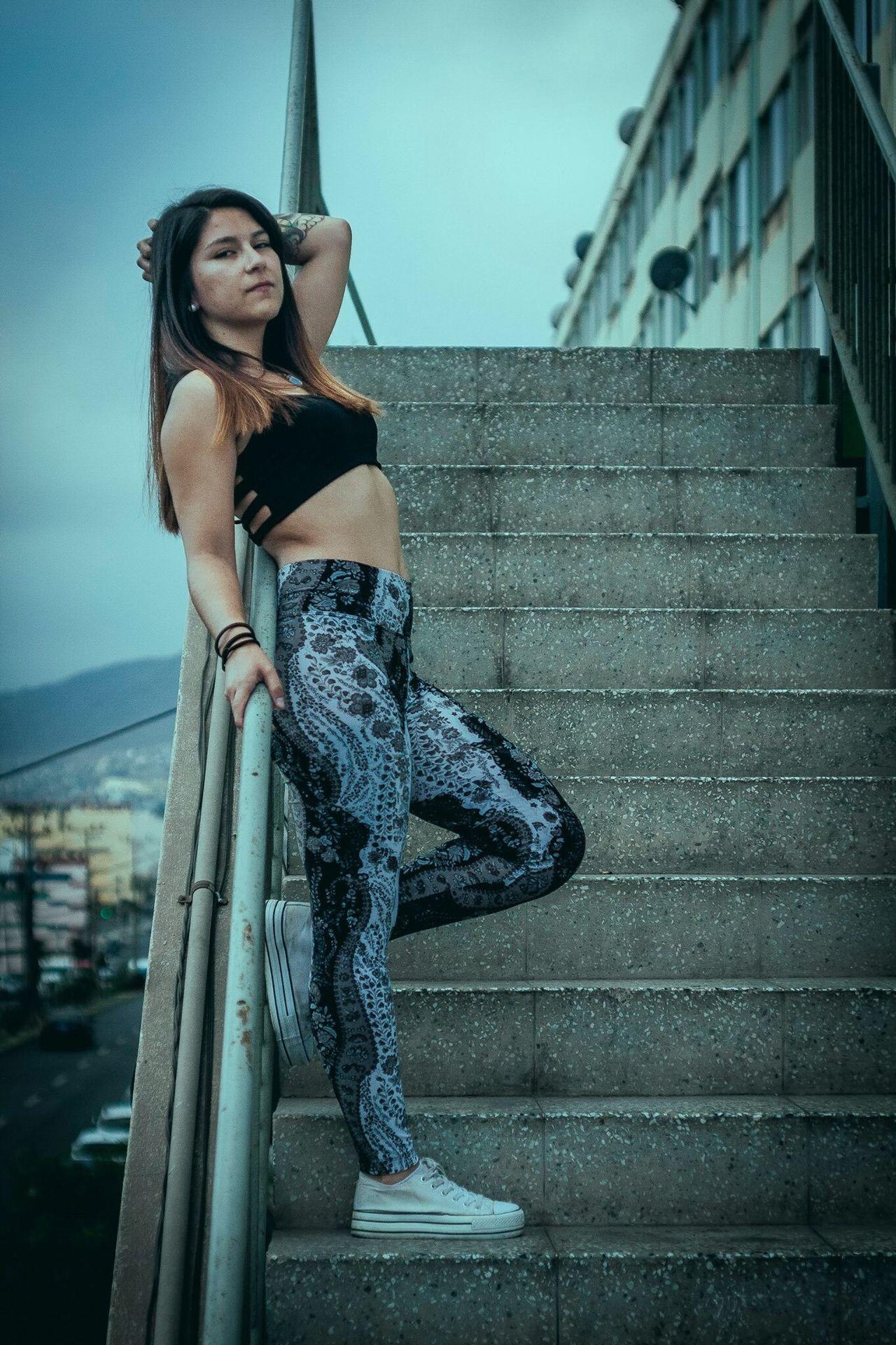Model Canon Photoshoot Color 50mm Antofagasta Girl