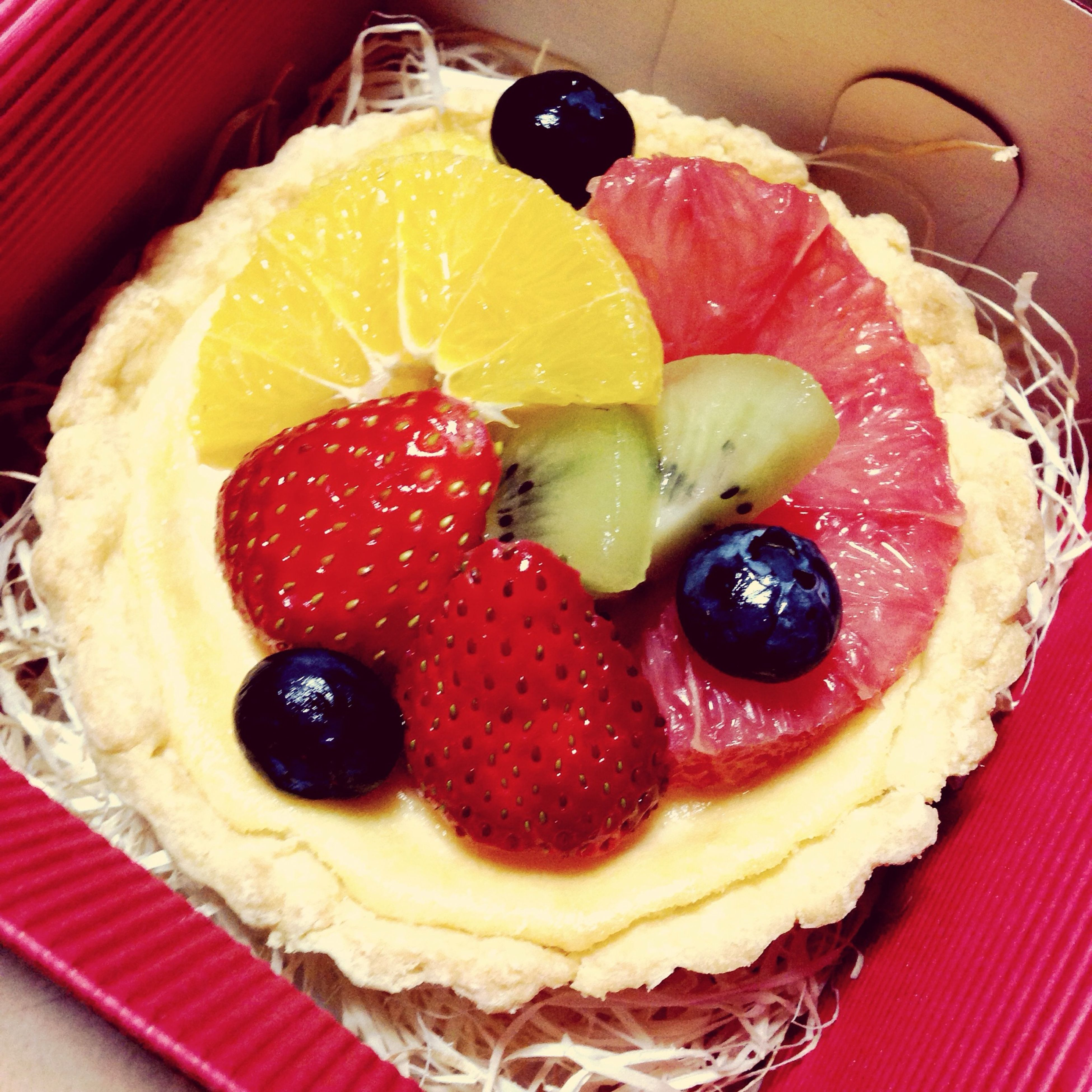 food and drink, food, freshness, indoors, sweet food, fruit, dessert, ready-to-eat, strawberry, indulgence, still life, unhealthy eating, cake, temptation, plate, raspberry, close-up, slice, berry fruit, table