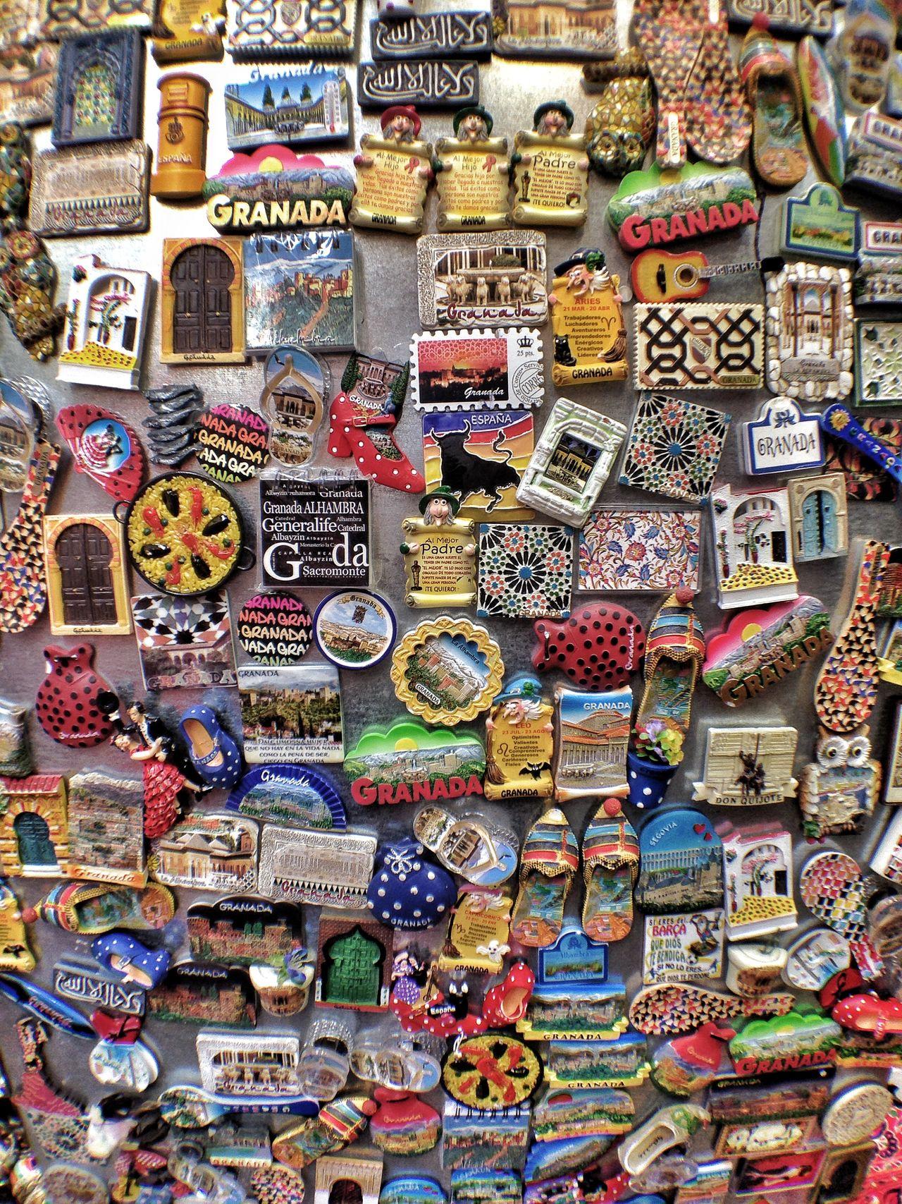 Fridge Magnets Gifts Imanes Recuerdos The Tourist