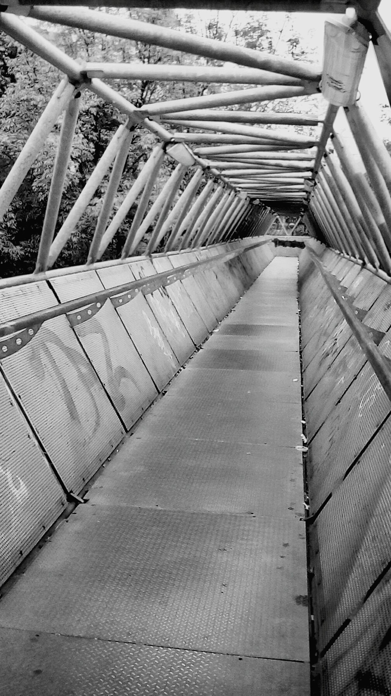 Profundo. First Eyeem Photo Deep Bridge Puentes No People