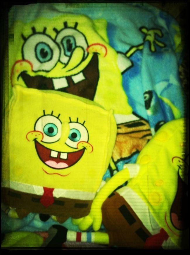 i love SpongeBob SquarePants