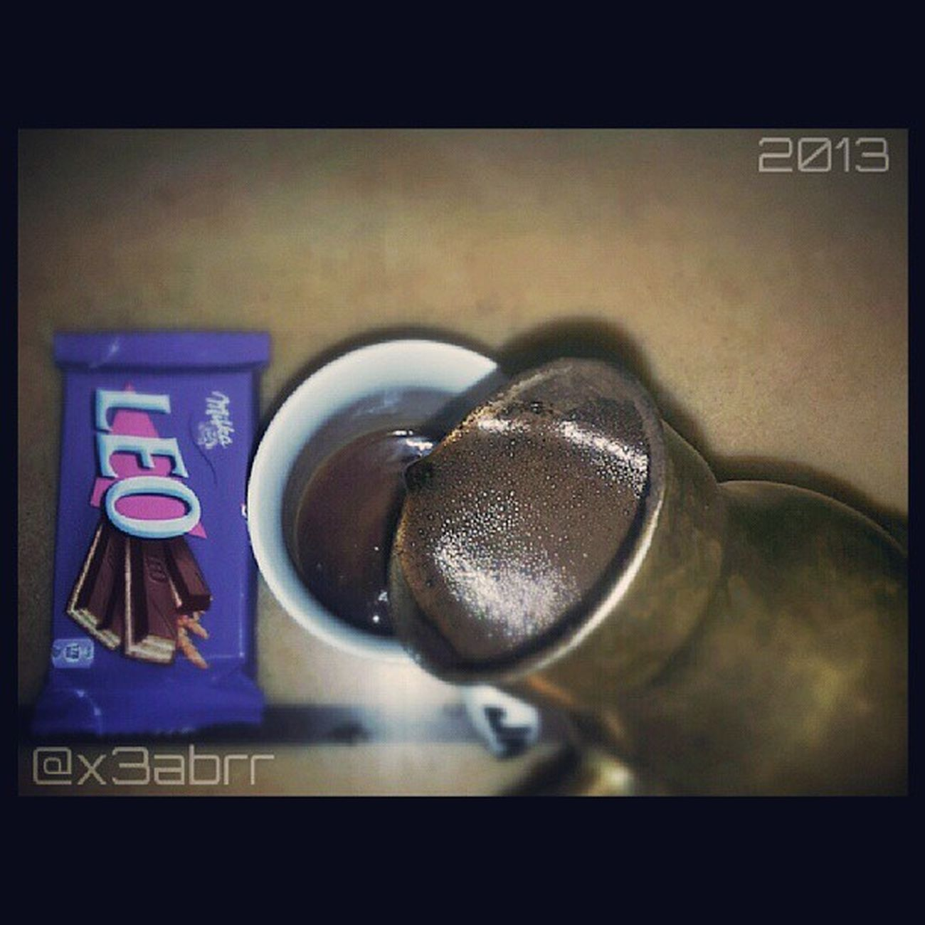 @Instag_app قهوة تركية شوكولاته ليو Turkish coffee chocolate Leo drink drinks slurp pub bar liquor yum yummy thirst thirsty instagood cocktail cocktails drinkup glass can photooftheday beer beers wine camera samsung