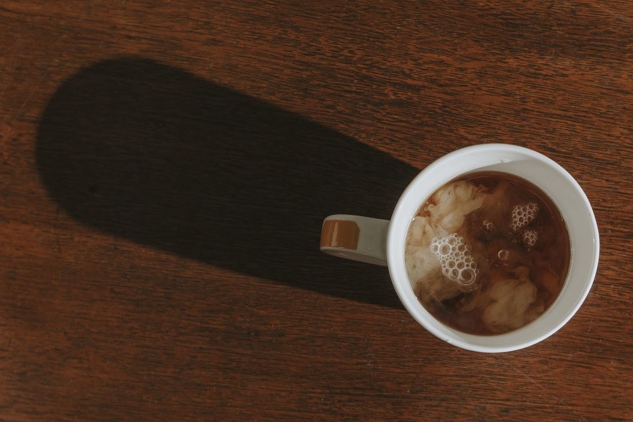 Breakfast Brown Food And Drink Indoors  No People Tea Tea Time Teawithmilk Wood - Material
