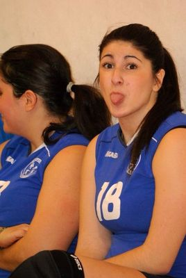 Volleyball❤ in Milan by Lale