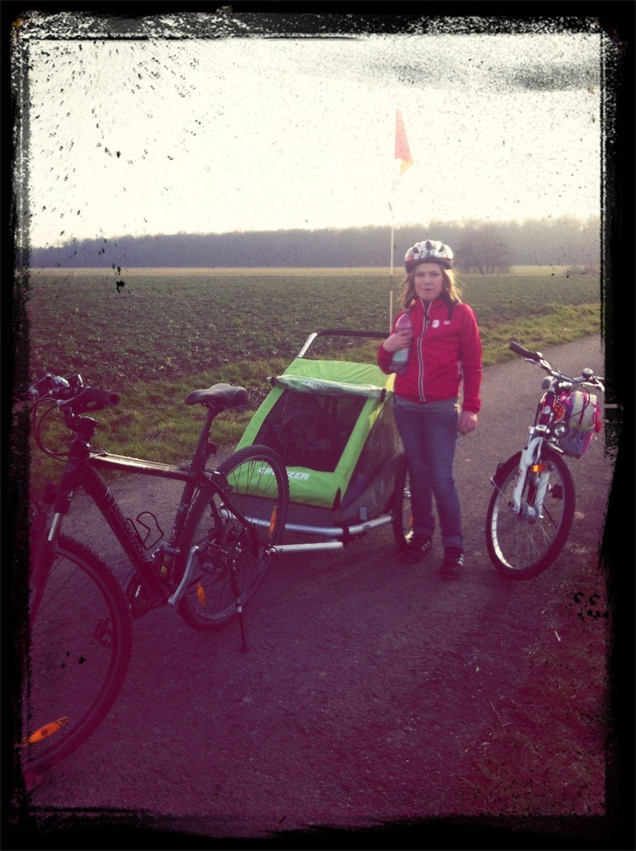1. Radtour 2013