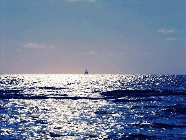 Sailaway Sailboat Ocean View Sky_collection Scenery Shots EyeEm Nature Lover EyeEm Best Shots Outdoor Photography EyeEm Gallery Simplyscenic Simplyscenic_photography Feel The Journey