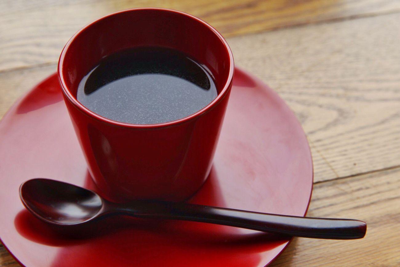 Wajimanuri Wajima Noto Ishikawa-ken Lacquerware 輪島塗 輪島 能登 石川県 漆器 器 Coffee Cup Coffee Coffee Time Coffee Break コーヒー コーヒーカップ