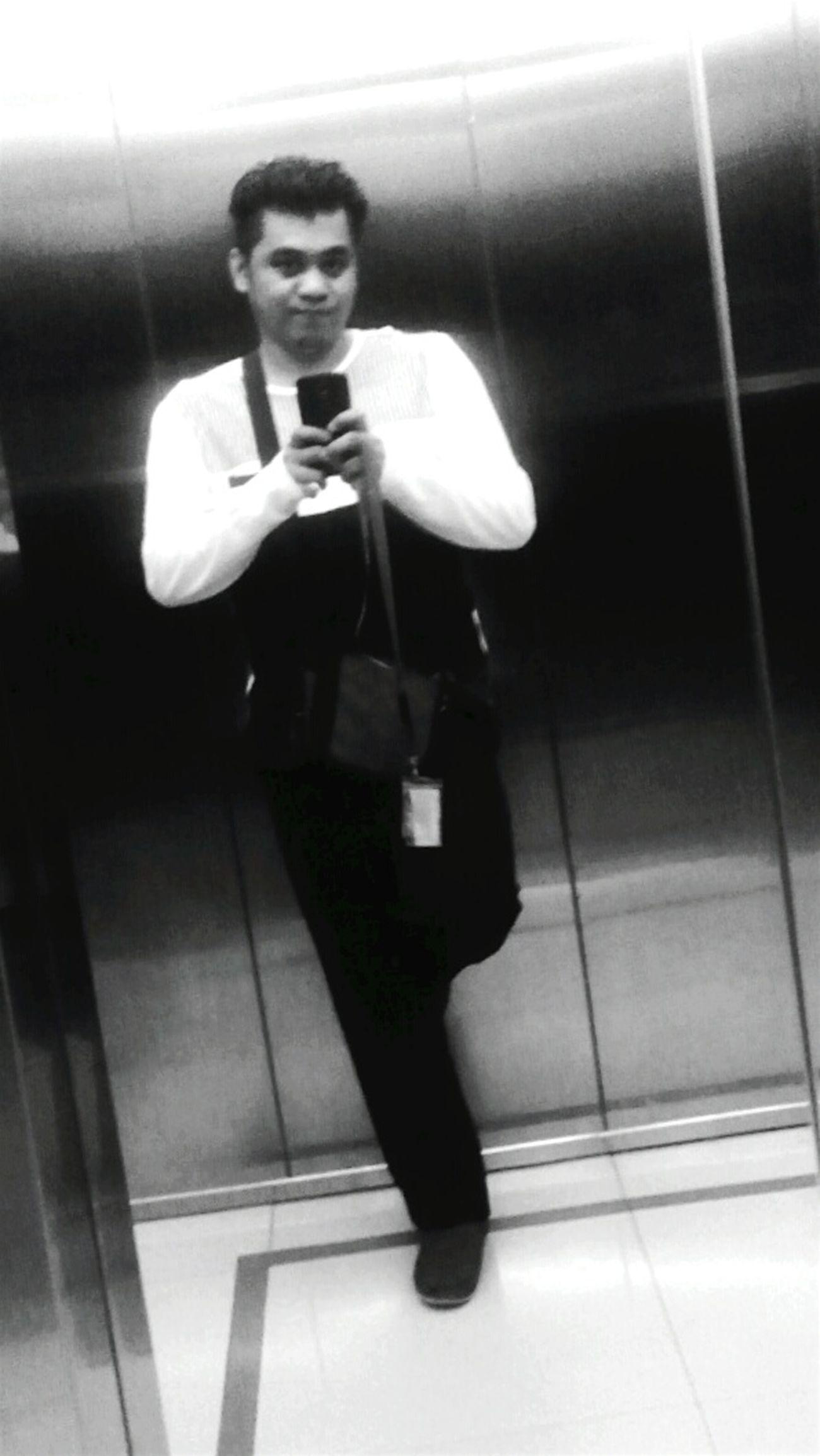Elevatorselfie
