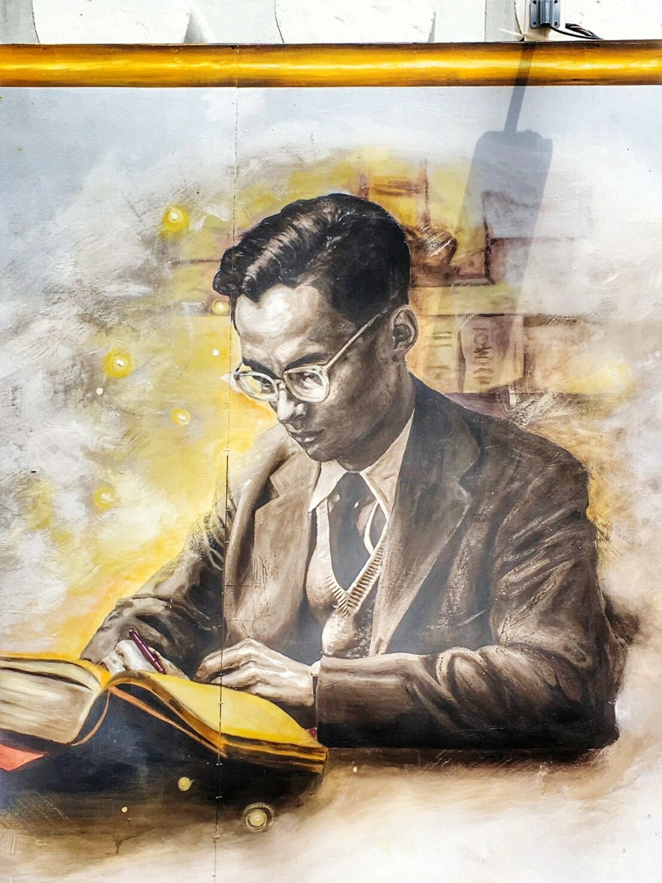 KING OF THAILAND👑💛 Thailand King Of Thailand King Rama IX