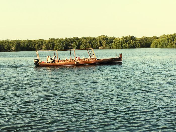 Nautical Vessel Tree River Outdoors Sky Abu dhabi Abu Dhabi