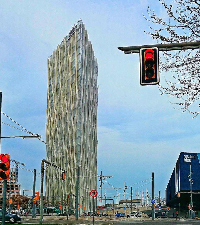 Buildings & Sky Cityscapes My City Barcelona Barcelona♡♥♡♥♡ Tramvay Thebcnpost Street Photography Streetphotography
