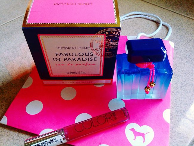 VS in Paradise. Victorias Secret Beauty Pink Girlslove