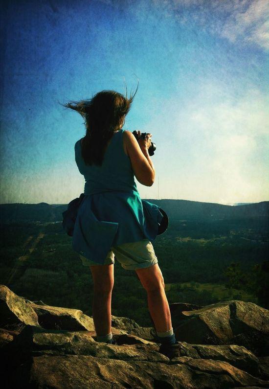 Ain't No Mountain High Enough... Hiking ThatsMe Landscape_Collection