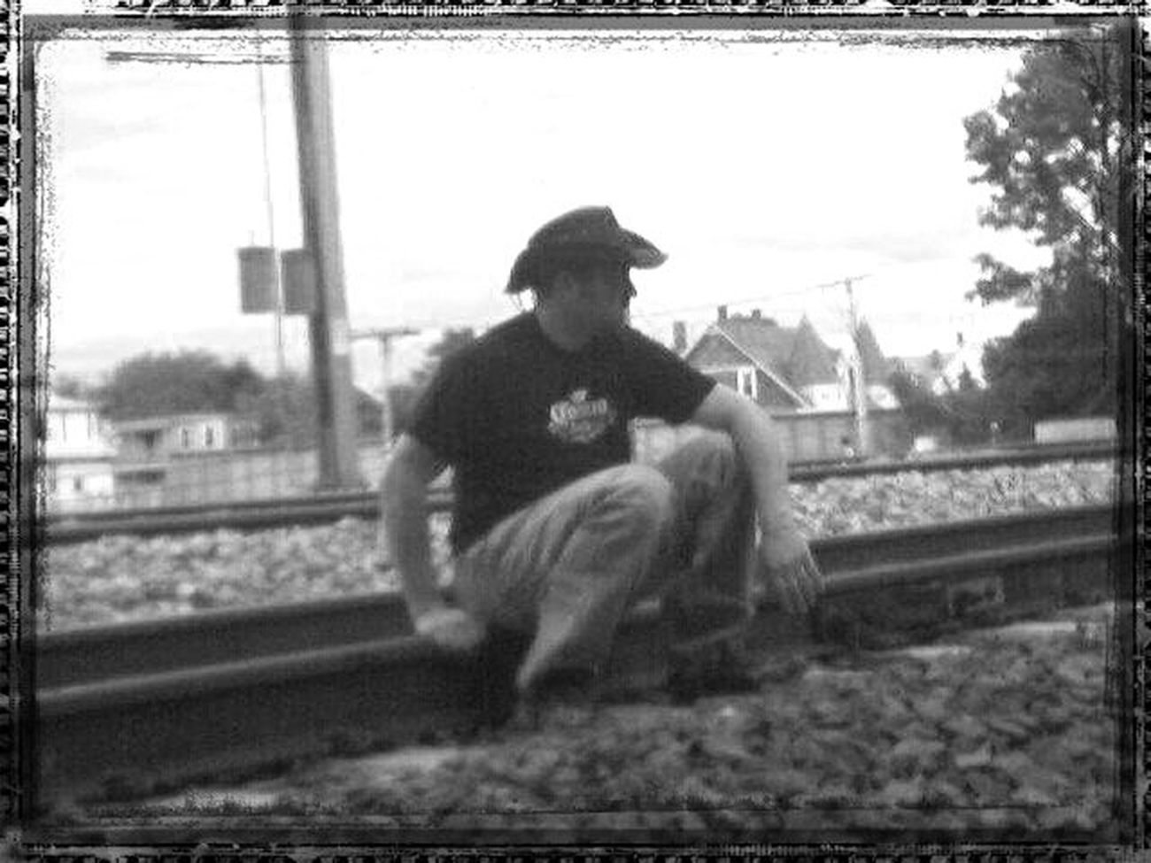 Traintracks Cowboy Summer Sumer Love  Tracks Summertime