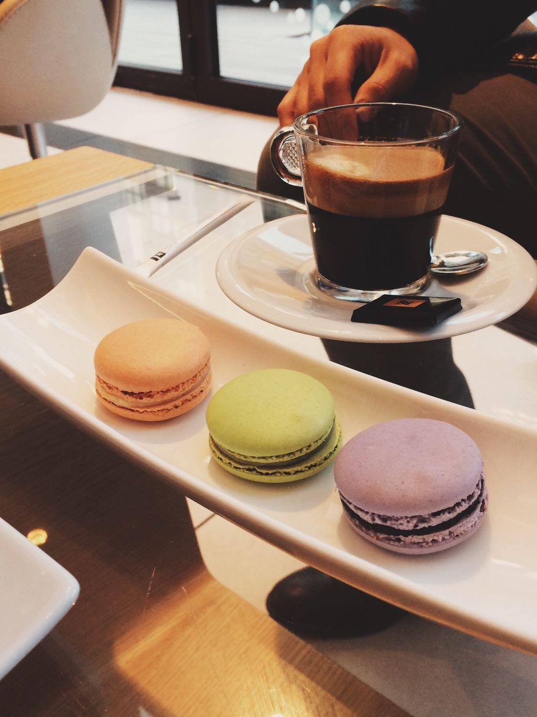 Macarons Coffee Nespresso Toronto