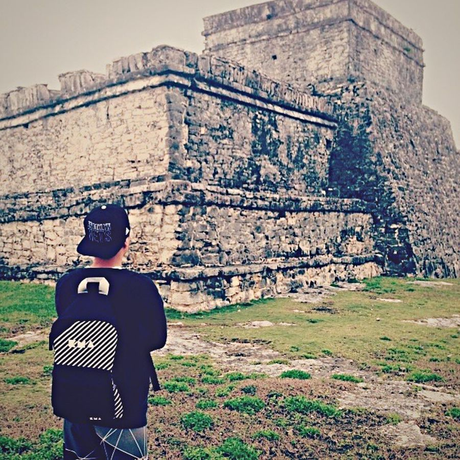 Venerating. 🗿 Piramide Maya Tulum Cancun Traveling Hello World Meditation Veneration RePicture Travel Nature Photography