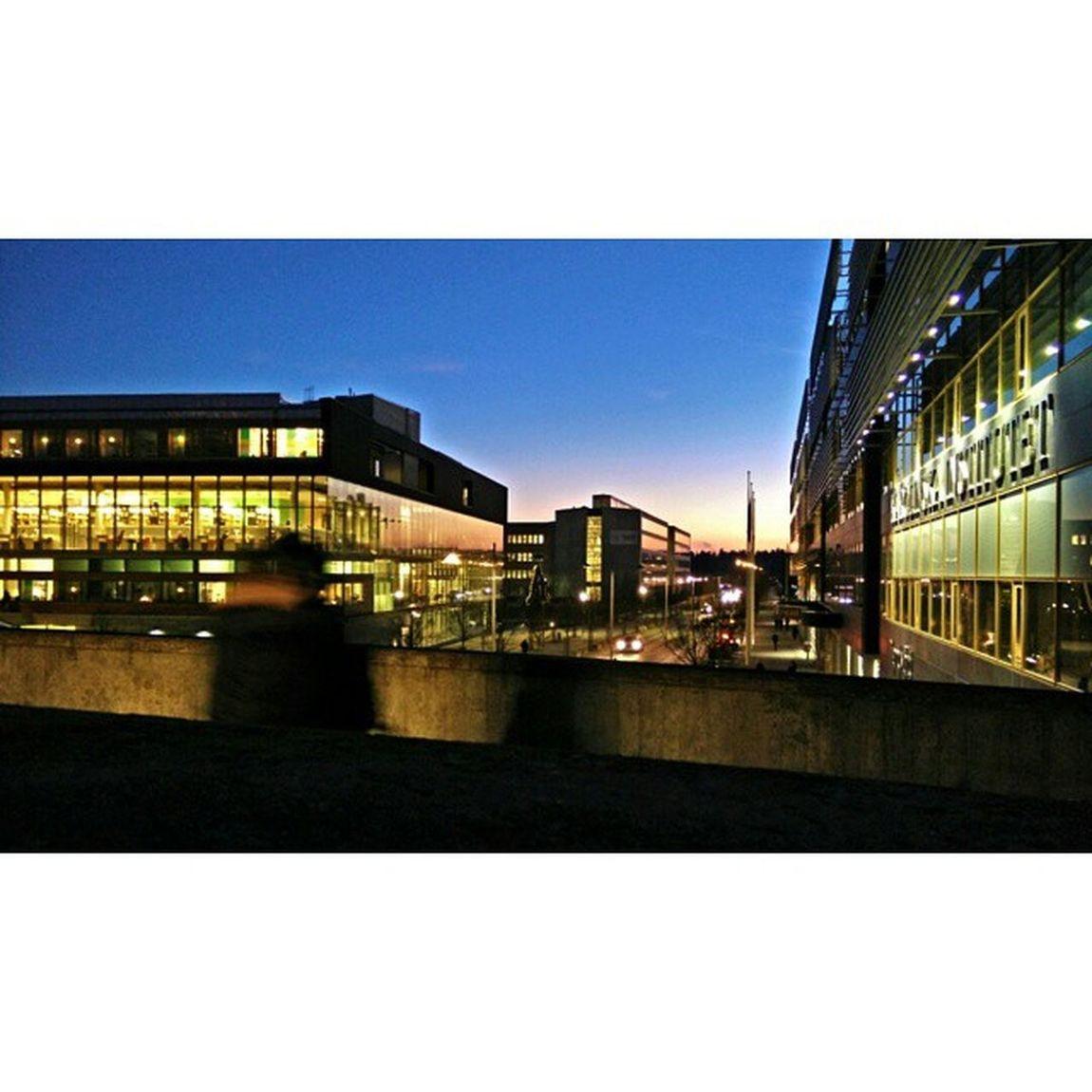 Awesome, next uni course starts not until in 18 weeks. Södertörn Sh Karolinska Flemingsberg biblioteket Next up: FAU WiSo