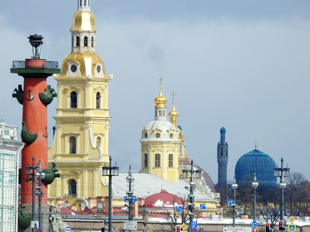 My City My Love The Secret Spaces Art Is Everywhere EyeEmNewHere Architecture Zoom Springtime Petropavlovskayafortress Rostral Columns Mosque Streetphotography Multi Colored Agriculture Urban Skyline My City View Colors Of Sankt-Peterburg Sankt-Petersburg Russia