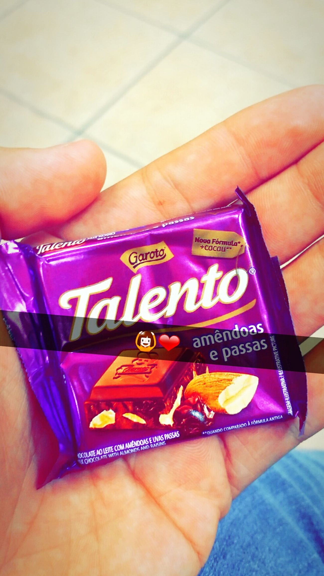 Chocolate♡ Boatarde Talento ❤🍫 First Eyeem Photo