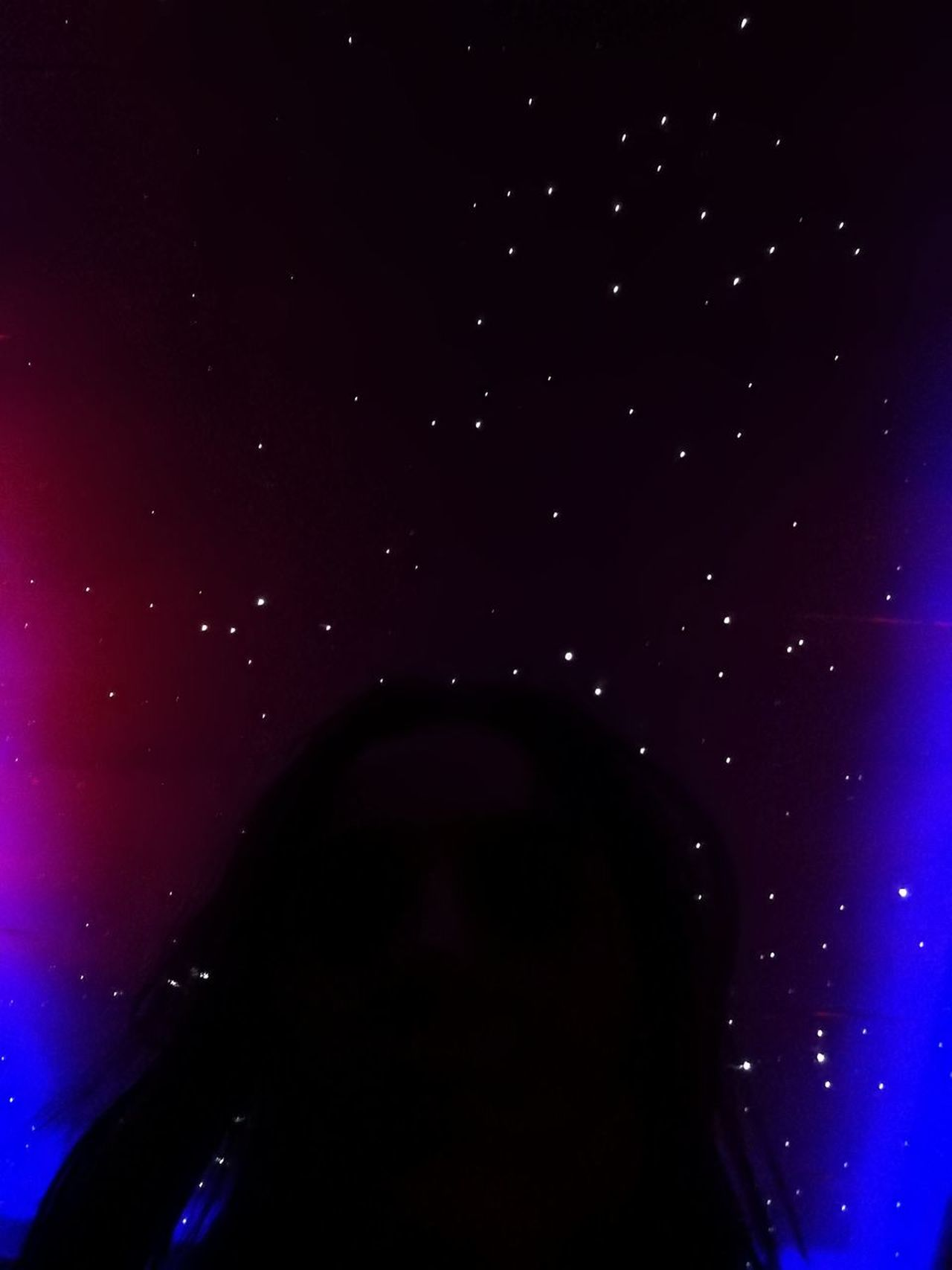 EyeEm Selects Starry Sky Indoors  Selfıe Upper View Light And Shadow