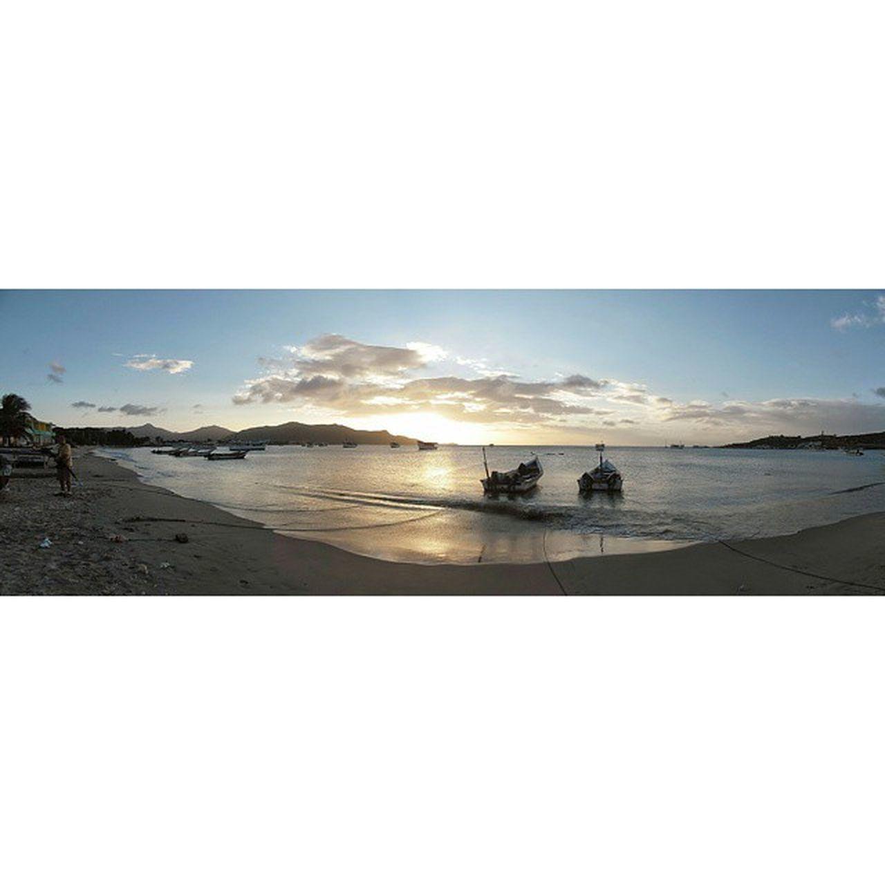 Betosalvestrini Beach Margarita JuanGriego Sunset Panorma Rcnocrop