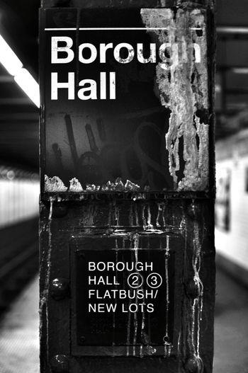 Borough Borough Borough Black & White Monochrome Urbex Street Photography
