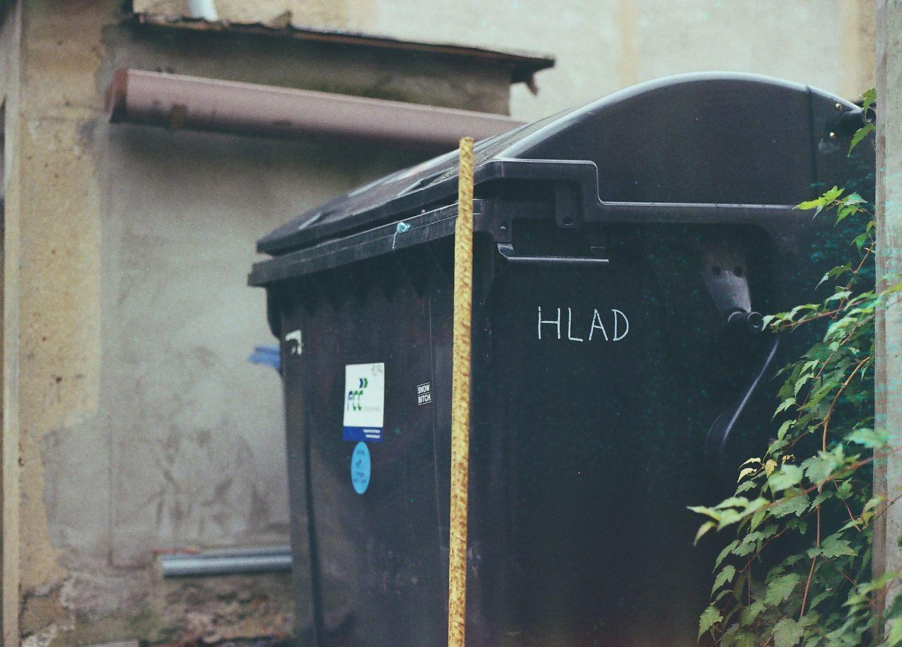 35mm Czech Republic Film Filmisnotdead Hunger Ishootfilm Liberec Text Trash