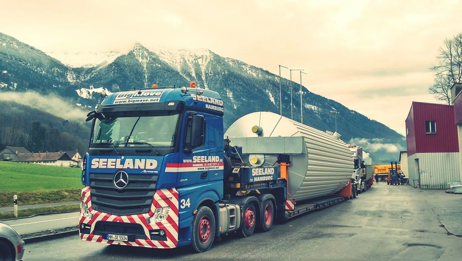 Schwertransport Schweiz My Work Check This Out