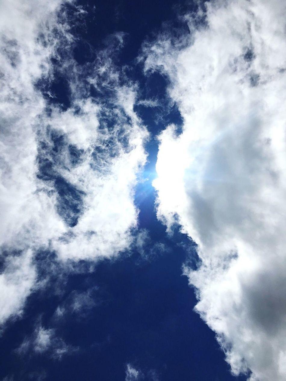 Kingdom Sky Nature Blue