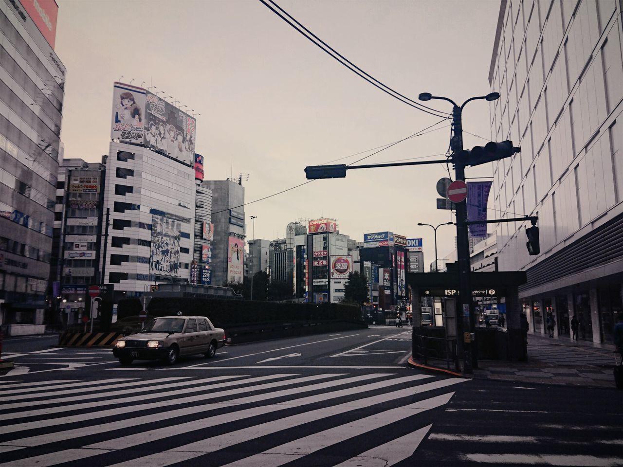 City Building Exterior Outdoors Urban Skyline Cityscape No People Japan さよなら 朝 だれもいない