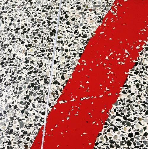 Textured  Pattern Red Close-up No People Floor Plancher School écoleprimaire École Granby Ecolesaintfamille