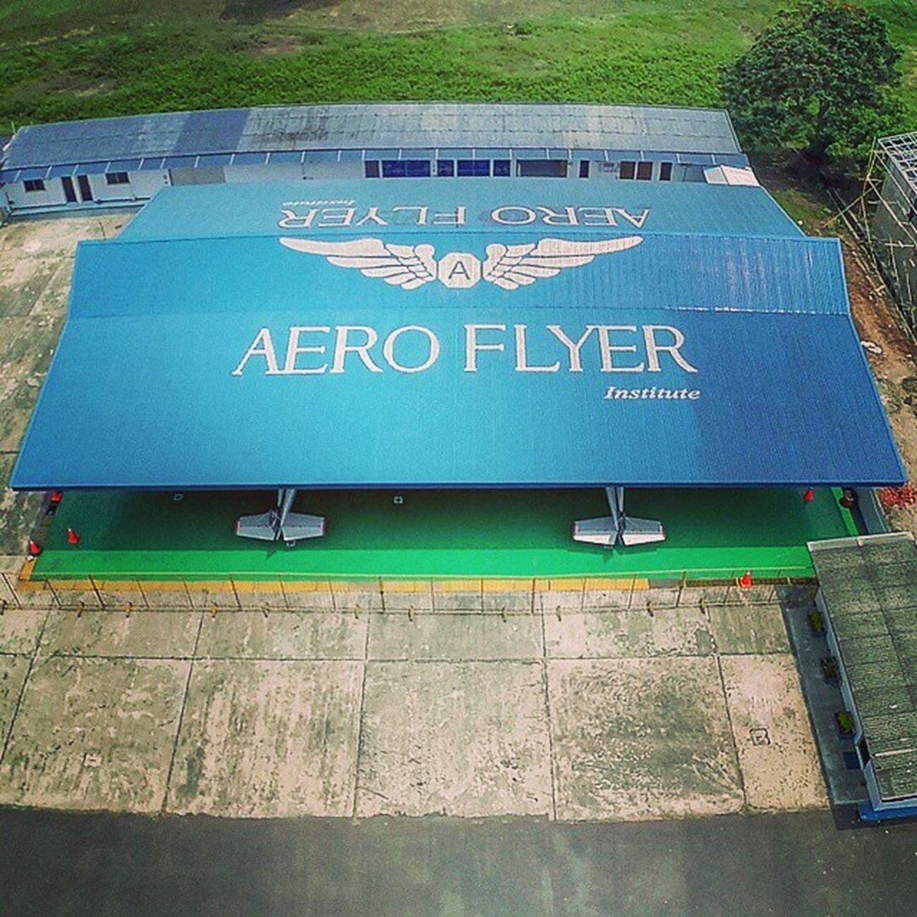 Aeroflyer ✈ Aviation Flyingschool Stpi Bandarabudiarto gopro goproid goprooftheday