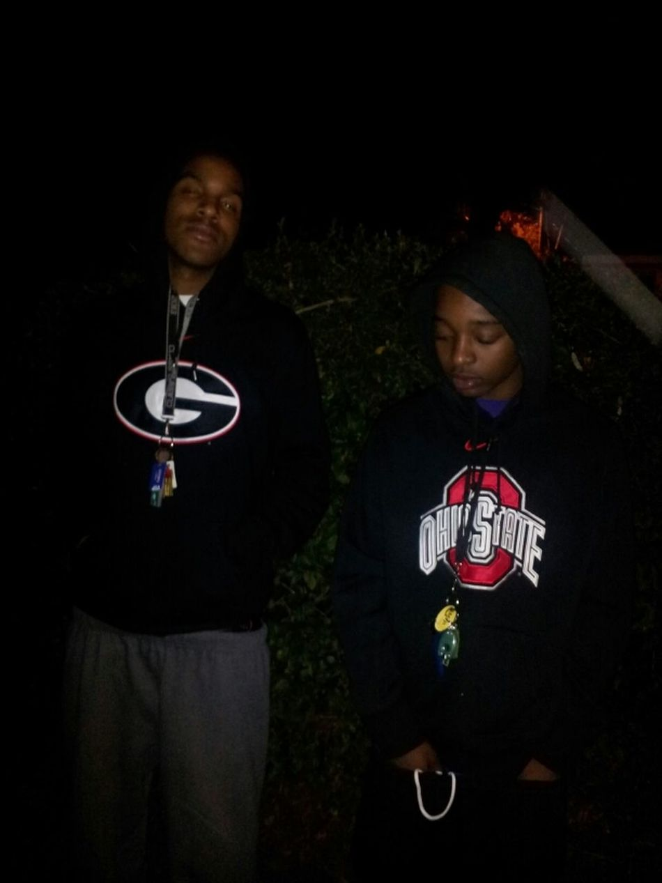 Me and my dawg chippa!
