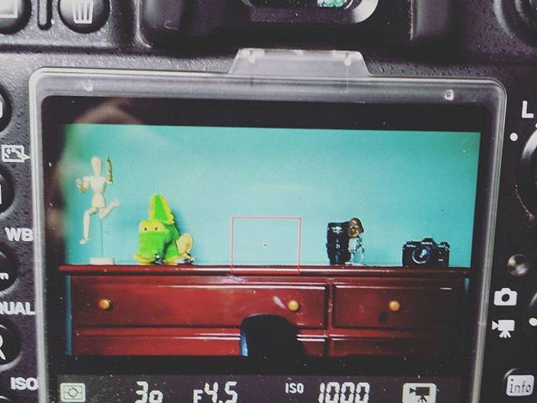Tem coisa legal vindo por aí! Vlogger Vlog Kelvinmontes Cenario Starwars Allygator Yashica